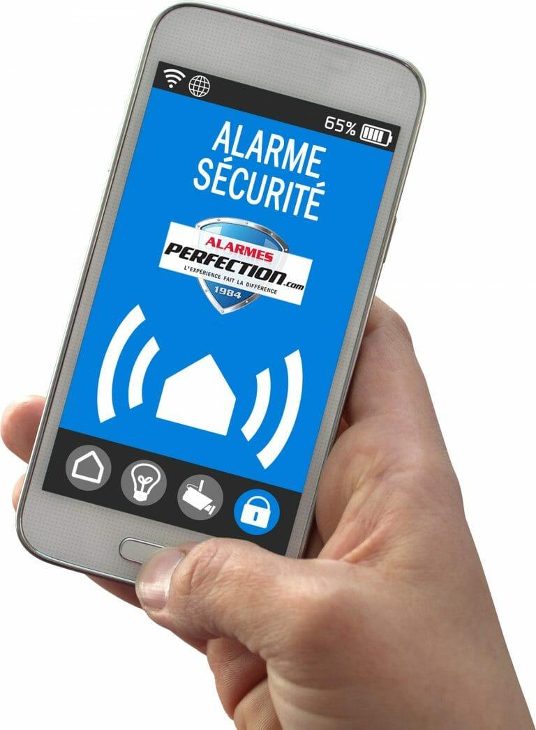 Alarme sécurité